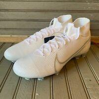 Nike Mercurial Superfly 7 Elite FG White (AQ4174-100) Men's Size 9 Women's 10.5