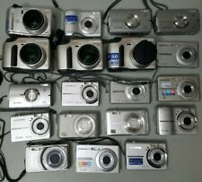 Lot of (19) Olympus Digital Cameras Used *Tested/Working* Wholesale Lot