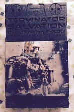 Hot Toys 1/6 Terminator T-600 Endoskeleton Weathered Rubber Skin MMS104