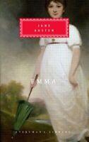 Emma (Everyman's Library Classics) by Austen, Jane 1857150368 The Fast Free