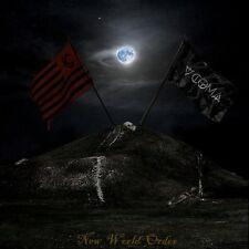 Acoma - New World Order - 10 TRACK MUSIC CD - NEW SEALED - F513