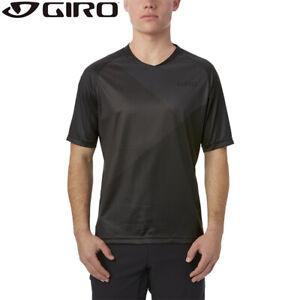 Giro Roust MTB Mens Jersey - Black Charcoal Shadow - S M L XL