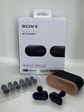 Sony Noise Cancelling Stereo Headset WF-1000XM3
