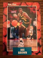 1990 Star Pics Dee Brown Jacksonville University 8