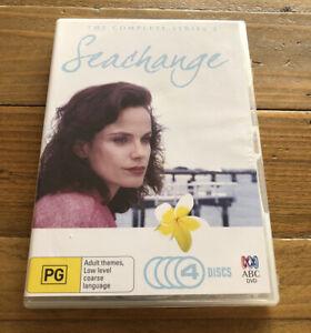 Seachange The Complete Series 3 (DVD, 2010, 4-Disc Set) ABC Season Three