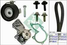 INA Water Pump & Timing Belt Kit 530049530Fit with Ford C-Max