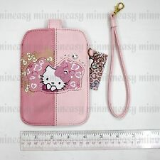 iphone Cell Mobile Sanrio Hello Kitty Samsung Galaxy Note Bag Case Pouch Pink
