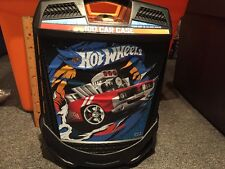 Hot Wheels 100 Car Case Wheels And Pull Up Handle Clean Nice