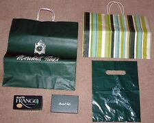 Marshall Field's 5 Bag & Box Assortment - Chicago - State Street - Frango Mints
