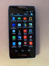 Motorola Xt926 Droid Razr Hd Verizon Cell Phone Android, Black, 16gb