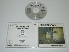 THE PERSONS/WORLD SURF MUSIC(EAR-RATIONAL ECD 1005) CD ALBUM
