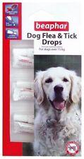 Antiparasitaires et anti-puces pour chiens grands puces pour chien