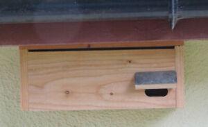 Swift Bird Nest Box house  - 100% natural