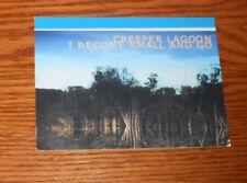 Creeper Lagoon I Become Small and Go Postcard Promo 6x4