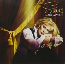 Renée Geyer ‎– Swing (2013)  CD  NEW/SEALED  SPEEDYPOST