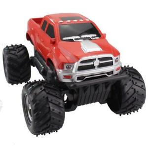 Remote Control Monster Truck Speed Racing Hobby Toys Car Off-Road Vehicle Models