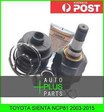 Fits TOYOTA SIENTA NCP81 2003-2015 - Inner Joint 23X34X23