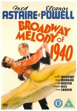 Broadway Melody Of 1940 DVD - Fred Astaire *New & Sealed* Region 2