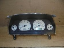 ROVER 25 2003 DIESEL WITH ABS MANUAL SPEEDO CLUSTER YAC002730XXX