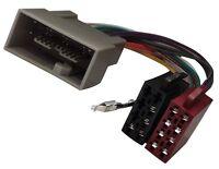 Adaptateur faisceau câble fiche ISO autoradio pour Honda Accord CR-V Jazz Pilot