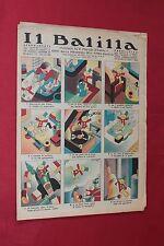 rivista a fumetti IL BALILLA Supplemento Popolo d'Italia ANNO XIII N.17 (1935)