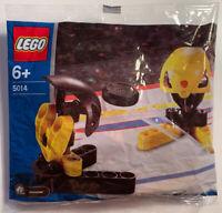 LEGO Sports Hockey Slammer 2003 Polybag Set 5014