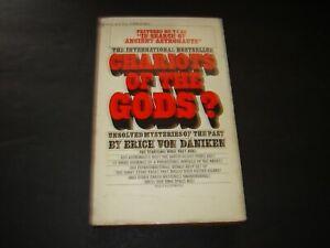 Chariots of the Gods? by Erich von Däniken (1972, Bantam)
