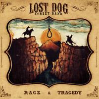 Lost Dog Street Band - Rage & Tragedy [New Vinyl] Digital Download