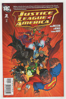 Justice League of America 2 (Nov 2006 DC) Brad Meltzer Ed Benes Michael Turner D