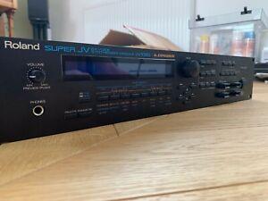 Roland Super JV 1080 Sound Modul Expander Midi
