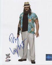 """Bray Wyatt Wwe Signed 8""""x10"""" Photo w/ Coa Autograph"""
