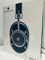 Master & Dynamic MH40, auriculares diadema (Over-Ear) Hi Fi, negro, música