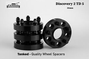 Land Rover Discovery 2 TD5 Wheel Spacers 30 mm 70.1