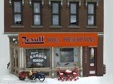 Miller's Rexall Drugs Animated Billboard Neon Sign #88-2201  MILLER ENGINEERING