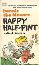 DENNIS THE MENACE - Happy Half-Pint by Hank Ketcham  (Paperback, 1971)