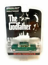 GREENLIGHT 1:64 1955 CADILLAC FLEETWOOD SERIES 60 THE GODFATHER CAR 44740 chase