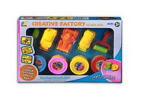 Voiture 9PC play pâte factory moule pâte à modeler clay craft art créatif cadeau de noël