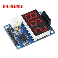For HC-SR04 Ultrasonic Distance Test Control Board Rangefinder Display Module