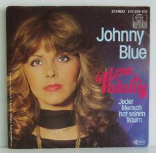 "7"" Lena Valaitis Johnny Blue/ogni uomo ha il suo sogno Ariola 1981"