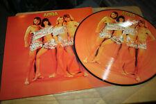 Abba - Dancing Queen Live - Spec.Ltd Edit. For Abba Fan Club Japan Picture Disc