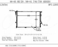 OSC 2285 Radiator