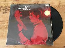 Used - VINTAGE Music Vinyl  JOAN MANUEL SERRAT  Vinilo Música - For Collectors