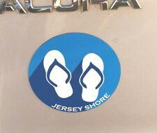 NEW JERSEY SHORE FLIP FLOP Auto MAGNET