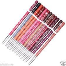 New 12pcs Women's Professional Makeup Lipliner Waterproof Lip Liner Pencil Set