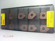 10X SANDVIK R245-12T3E-W 1020 WENDESCHNEIDPLATTEN CARBIDE INSERTS