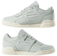 Reebok Classic Workout Lo Plus Womens Trainers Lace Up Shoes DV3777. UK 6 RRP£69