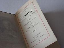 Le manuel du jeune homme d'après Saint François De Sales 1886