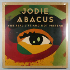 JODIE ABACUS For Real Life and Not Pretend NEW, SEALED VINYL EP