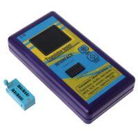 M328 LCD Testeur de Transistor a Diode Triode de Capacite Metre LCR ESR
