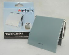 Brabantia Toilet Paper Roll Holder METALLIC MINT stainless steel Stylish NIB